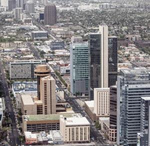 Quarterly Survey Shows that Phoenix Business Transactions are Up